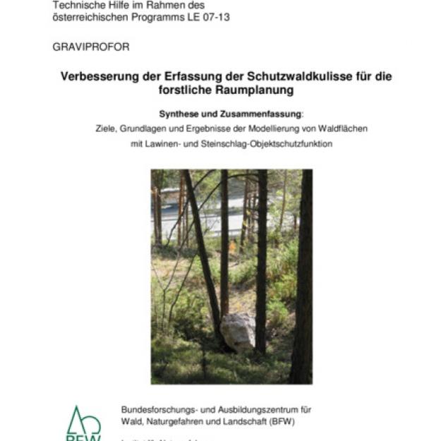 78 Schutzwaldkulisse