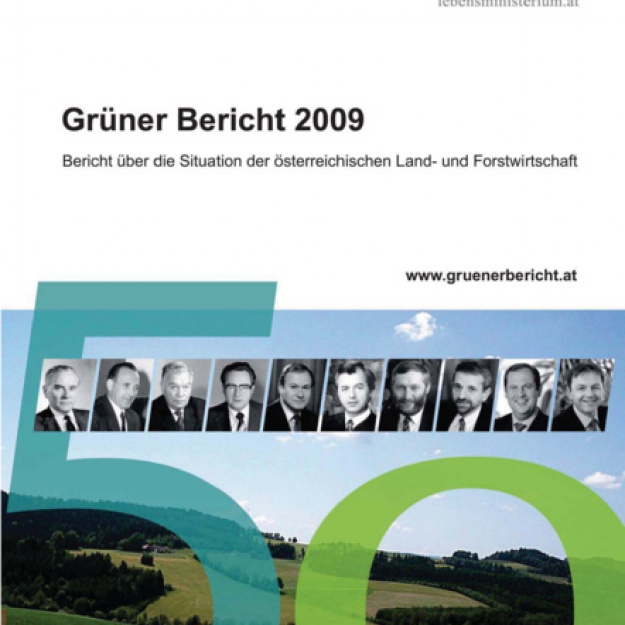 Grüner Bericht 2009