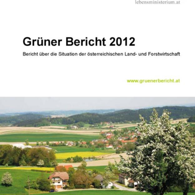 Grüner Bericht 2012