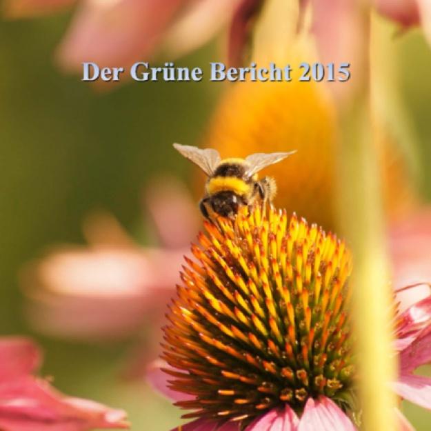 Grüner Bericht Burgenland 2015