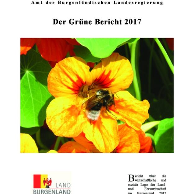 Grüner Bericht Burgenland 2017