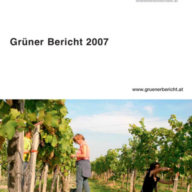 Grüner Bericht 2007