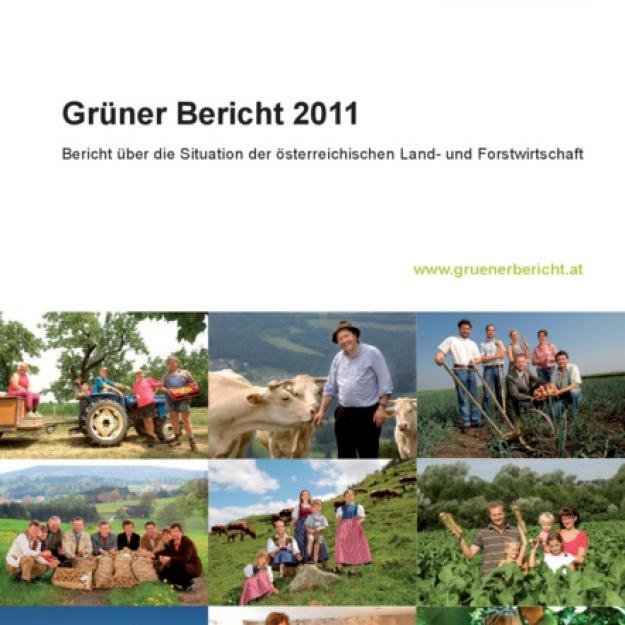 Grüner Bericht 2011
