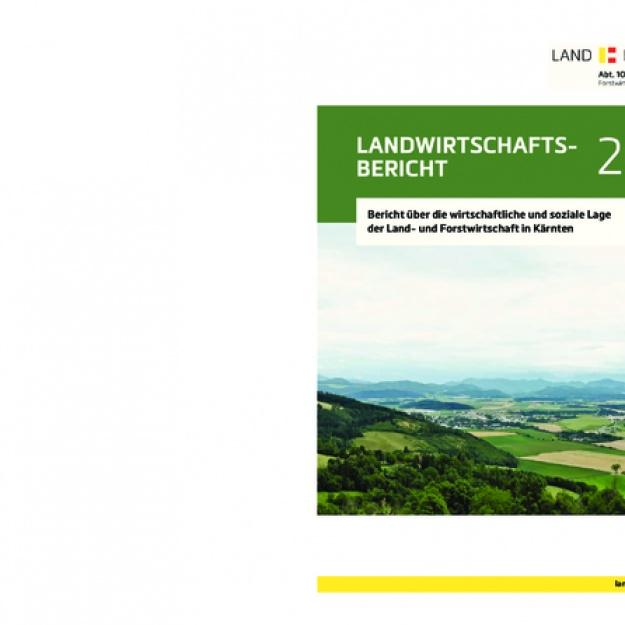 Grüner Bericht Kärnten 2017