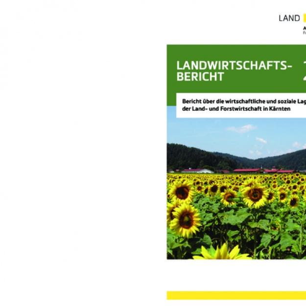Grüner Bericht Kärnten 2019