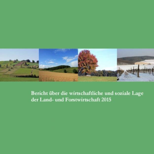 Grüner Bericht NÖ 2015