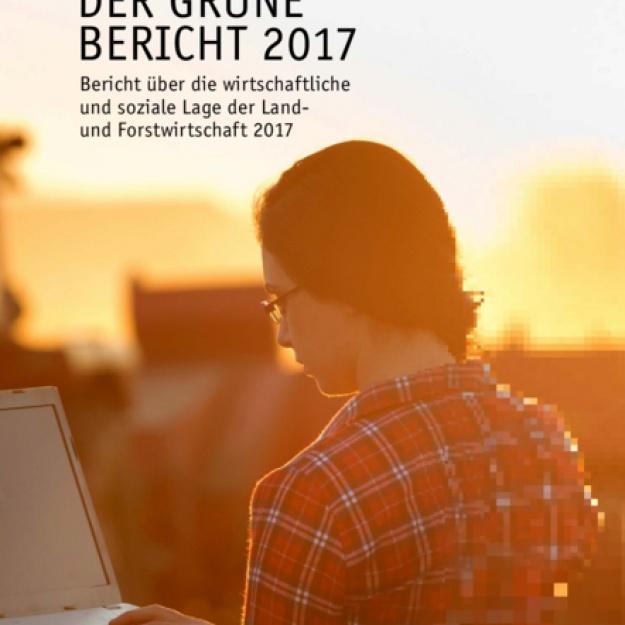 Grüner Bericht Niederösterreich 2017
