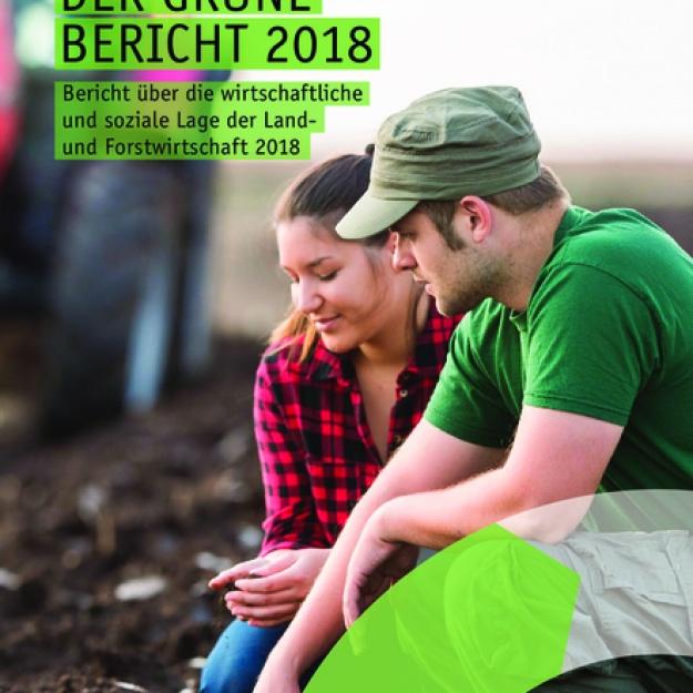 Grüner Bericht Niederösterreich 2018