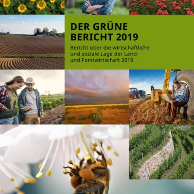 Grüner Bericht Niederösterreich 2019