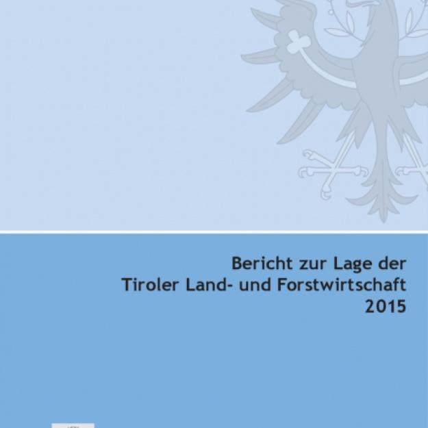 Grüner Bericht Tirol 2015