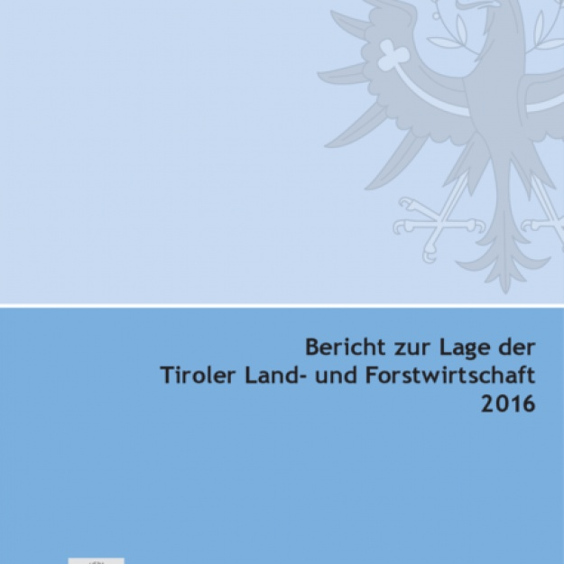 Grüner Bericht Tirol 2016