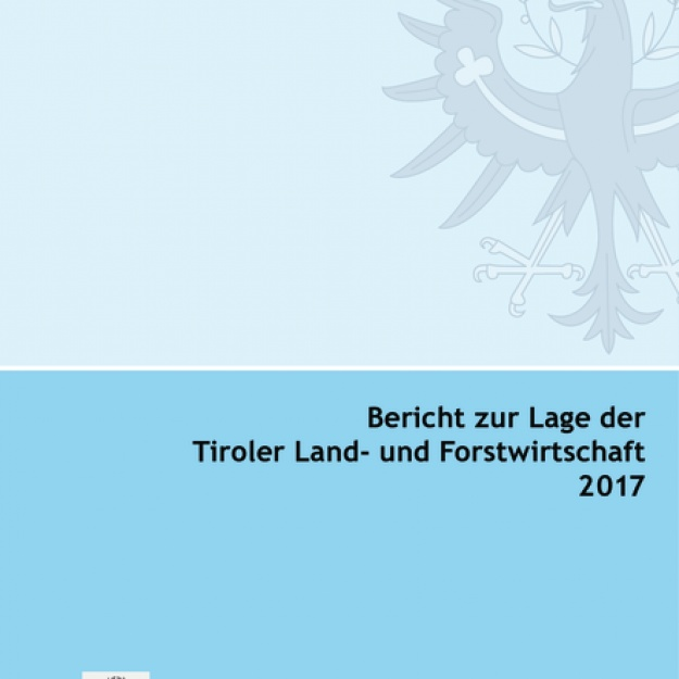 Grüner Bericht Tirol 2017
