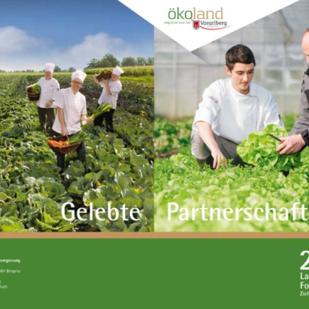 Grüner Bericht Vorarlberg 2016