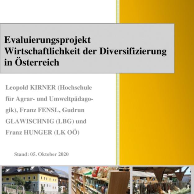 Wirtschaftlichkeit der Diversifizierung in Österreich